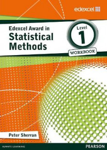 Edexcel Award in Statistical Methods Level 1 Workbook av Peter Sherran (Heftet)