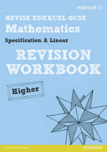 REVISE Edexcel GCSE Mathematics Spec A Linear Revision Workbook Higher - Print and Digital Pack av Rosi McNab, Gwenllian Burns, Jean Linsky og Julie Bolter (Blandet mediaprodukt)