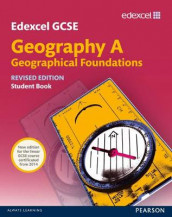 Edexcel GCSE Geography Specification A Student Book new 2012 edition av Andrew Palmer, Mike Witherick, Phil Wood og Nigel Yates (Heftet)