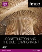 Omslag - BTEC First NG Construction and the Built Environment Student Book