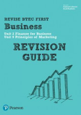Omslag - BTEC First in Business Revision Guide