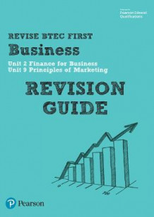 BTEC First in Business Revision Guide (Heftet)