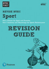 Omslag - BTEC First in Sport Revision Guide