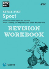 Omslag - BTEC First in Sport Revision Workbook