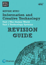 Omslag - BTEC First in I&CT: Revision Guide