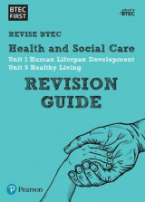 Omslag - BTEC First in Health and Social Care Revision Guide: Revision Guide