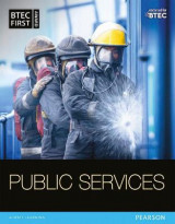 Omslag - BTEC First in Public Services Student Book