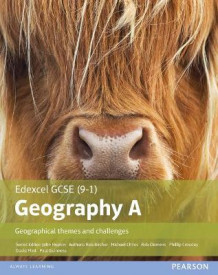 GCSE (9-1) Geography Specification A: Geographical Themes and Challenges 2016 av Rob Clemens, David Flint, Michael Chiles, Rob Bircher og Paul Guiness (Heftet)