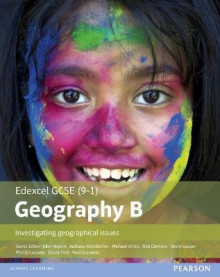 GCSE (9-1) Geography Specification B: Investigating Geographical Issues 2016 av Michael Chiles, Rob Clemens, David Flint, Rob Bircher og Paul Guiness (Heftet)