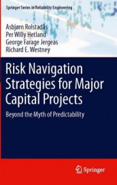 Risk Navigation Strategies for Major Capital Projects av Per Willy Hetland, George F. Jergeas, Asbjorn Rolstadas og Richard E. Westney (Heftet)