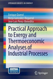 Practical Approach to Exergy and Thermoeconomic Analyses of Industrial Processes av Borja Gonzalez-Regueral, Jose Luis Perez-Benedito og Enrique Querol (Heftet)