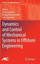 Omslag - Dynamics and Control of Mechanical Systems in Offshore Engineering