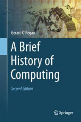 Omslag - A Brief History of Computing
