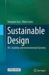 Omslag - Sustainable Design