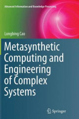 Omslag - Metasynthetic Computing and Engineering of Complex Systems