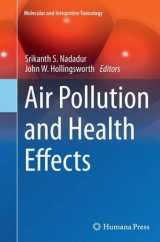 Omslag - Air Pollution and Health Effects