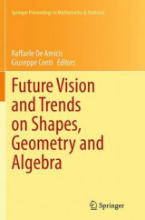 Omslag - Future Vision and Trends on Shapes, Geometry and Algebra
