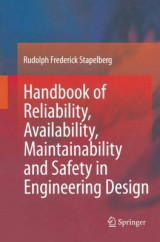 Omslag - Handbook of Reliability, Availability, Maintainability and Safety in Engineering Design