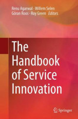 Omslag - The Handbook of Service Innovation