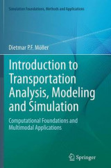 Omslag - Introduction to Transportation Analysis, Modeling and Simulation