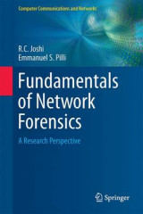 Omslag - Fundamentals of Network Forensics