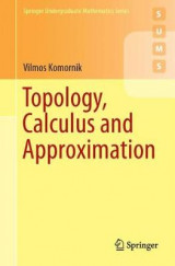 Omslag - Topology, Calculus and Approximation
