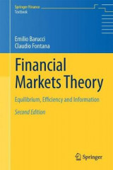 Omslag - Financial Markets Theory