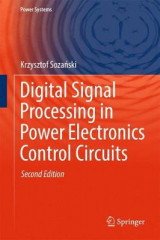 Omslag - Digital Signal Processing in Power Electronics Control Circuits 2017