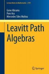Omslag - Leavitt Path Algebras