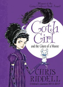 Goth Girl and the Ghost of a Mouse av Chris Riddell (Heftet)