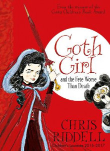 Goth Girl and the Fete Worse Than Death av Chris Riddell (Heftet)
