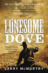 Omslag - Lonesome Dove