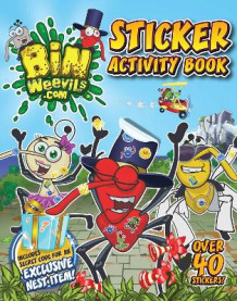 Bin Weevils Sticker Activity Book av Steph Woolley (Heftet)