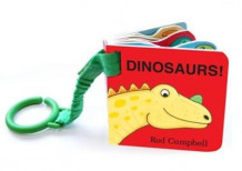 Dinosaur Shaped Buggy Book av Rod Campbell (Pappbok)