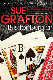 B Is For Burglar av Sue Grafton (Heftet)