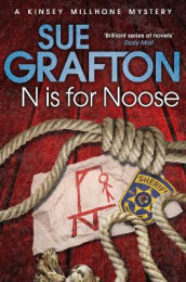 N is for Noose av Sue Grafton (Heftet)