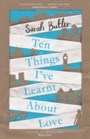 Ten Things I've Learnt About Love av Sarah Butler (Heftet)
