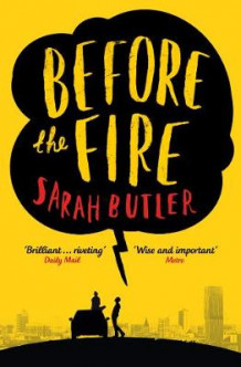 Before the Fire av Sarah Butler (Heftet)