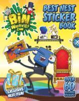 Bin Weevils: Best Nest Sticker Book av Steph Woolley (Heftet)
