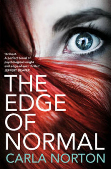 The Edge of Normal av Carla Norton (Innbundet)