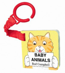 Baby Animals Shaped Buggy Book av Rod Campbell (Pappbok)
