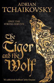 The Tiger and the Wolf av Adrian Tchaikovsky (Heftet)