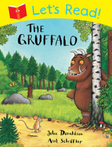 Let's Read! The Gruffalo av Julia Donaldson (Heftet)