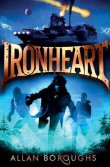 Ironheart av Allan Boroughs (Heftet)