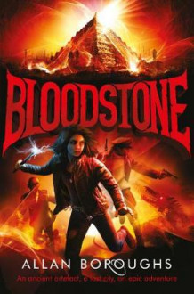 Bloodstone av Allan Boroughs (Heftet)