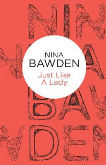 Just Like A Lady av Nina Bawden (Heftet)