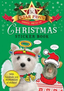 Christmas Sticker Book: Star Paws av Macmillan Children's Books (Heftet)