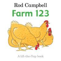 Farm 123 av Rod Campbell (Heftet)