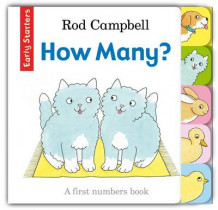 How Many? av Rod Campbell (Pappbok)