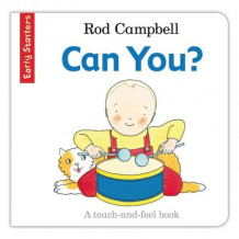 Can You? av Rod Campbell (Pappbok)